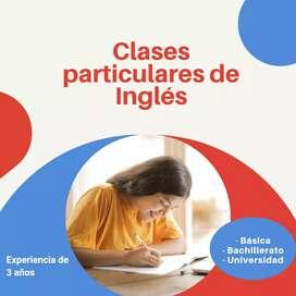 Clases Particulares de Inglés a Domicilio - Ambato