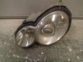 optica mercedes benz cupe compresor izquierda