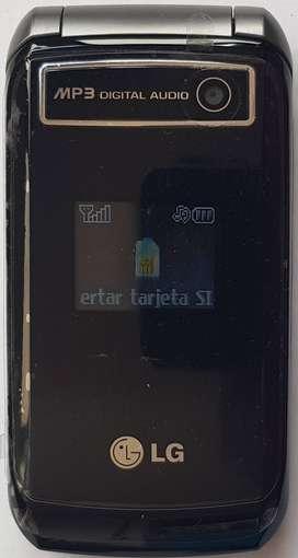 LG con tapita KP215 Nuevo