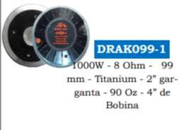 DRIVER AUDIOKING 1000W