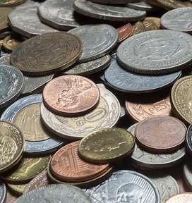 Lote 253 Monedas Antiguas