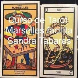 Curso de Tarot Marselles online