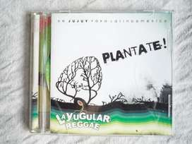 Plantate! La Yugular Reggae Cd Original