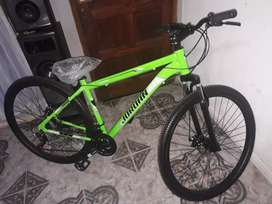 Vendo bicicleta rodado29 mountain bike