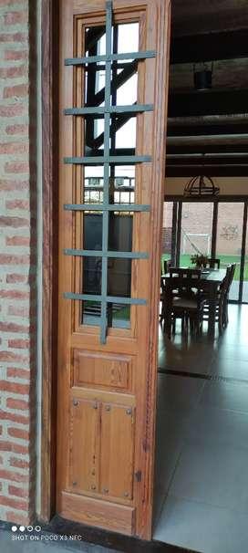 Fabricación y reparación de abertura  y muebles