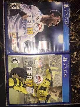 Video juegos de ps4