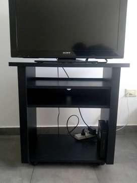 Mesa ideal para tele