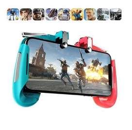 Gatillos Gamepad Mando L1 - R1 Para Smartphones Ak-16 Nuevo