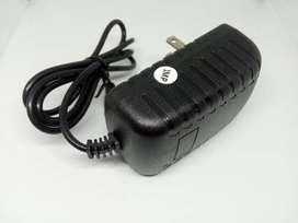 Cargador Camara Cctv 12v 2a Plug 2.5 Camaras De Seguridad