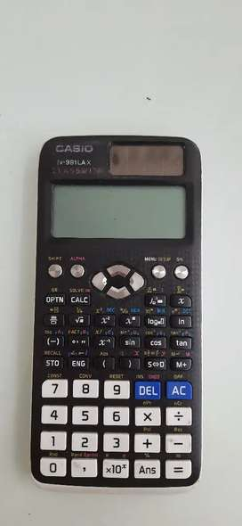 Calculadora científica Fx-991LAX