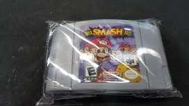 super mario smash N64 americano