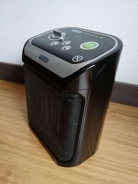 Calefactor Calentador De Ambiente Digital Ceramica Samurai