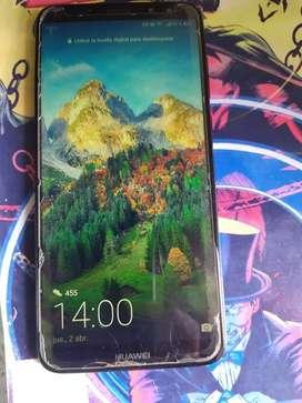 Se vende o cambia Huawei Mate10lite