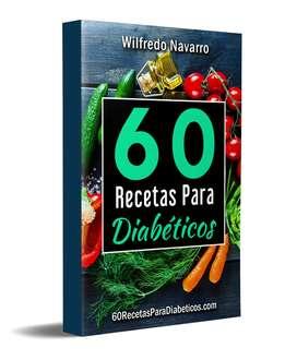 60 recetas para diabéticos