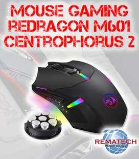 Redragon M601 RGB Gaming Mouse