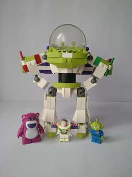 Armable Toy Story Tipo Lego