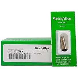 Bombillo Welch Allyn Original 03000 O 03100 Equipo De Organos