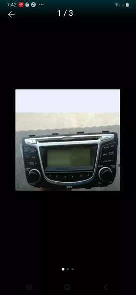 Vendo radio para hyundai i25