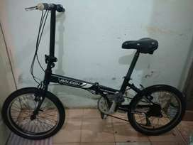Bicicleta plegable Raleigh Straight $19000