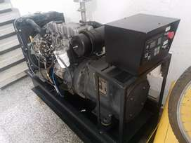 Planta eléctrica H100 25 kva  automática