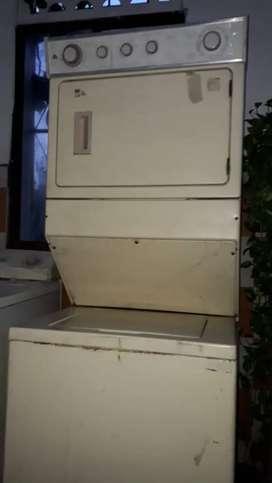 Vendo torre lavadora wirpul