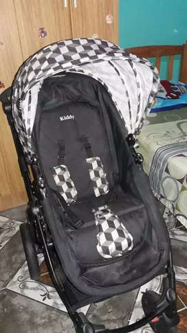 vendo coche kiddy