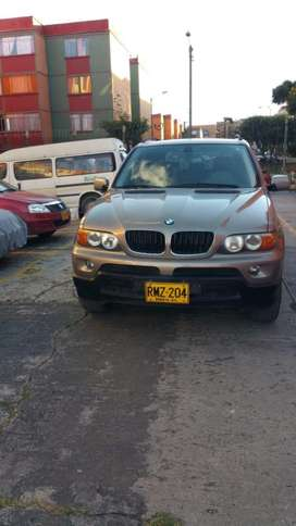 BMW X5 E53 diesel año 2004