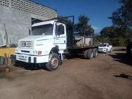 Vendo camion mercedes benz 1218