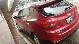 Hyundai Tucson como nueva dual gasolina glp