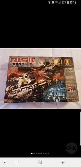Risk 2210 Juego de mesa de estrategia