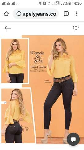 Jeans Shapely Diseño Exclusivo