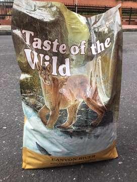 Taste of the Wild Gato 14 lb