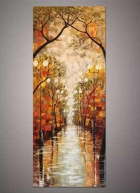 Cuadros decorativos en lienzo personalizados