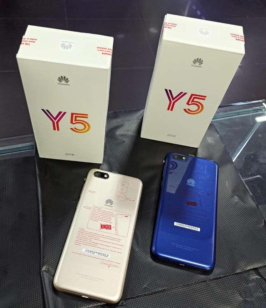 Huawei y5, garantía de un año 0