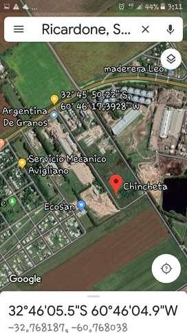 Terreno zona industrial