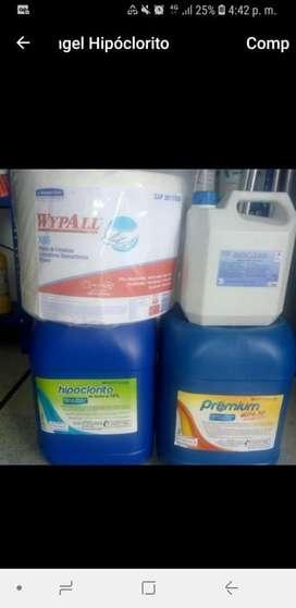 Productos de Limpieza Y Desinfeccion
