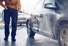 Lavado y desinfección de carros