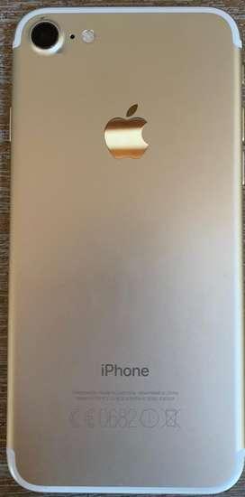 iPhone 7, de 128 G, Color rosa
