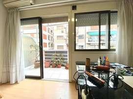 Vendo en Recoleta, Dpto 2 ambientes Apto Profesional