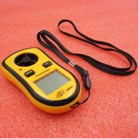 Anemómetro Digital, Medidor Velocidad Viento Y Temperatura