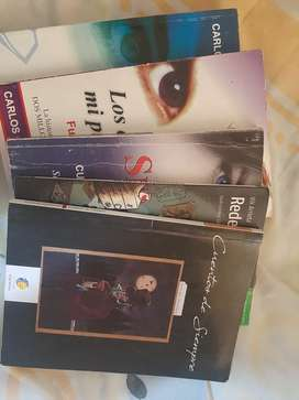 Sheccid 5 libros por 10 dolares