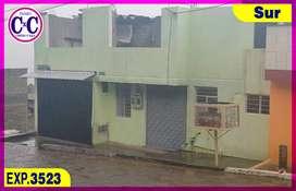 CxC Venta Casa Rentera, Santa Barbara, Sur de Quito, Exp. 3523