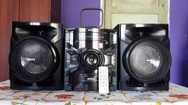 Minicomponente Sony