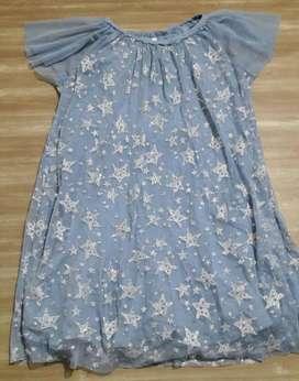 vestidos  talla 8 de segunda
