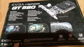 Placa de vídeo gt520
