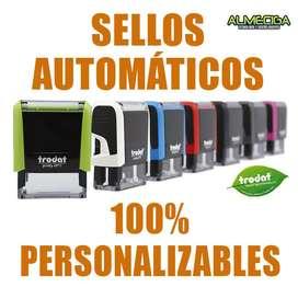 Sello Automático Personalizable Trodat 4911 Diseño Gratis
