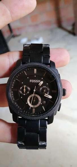 Vendo reloj fossil