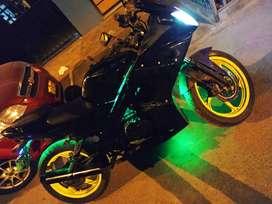 Moto italika spitzer 200