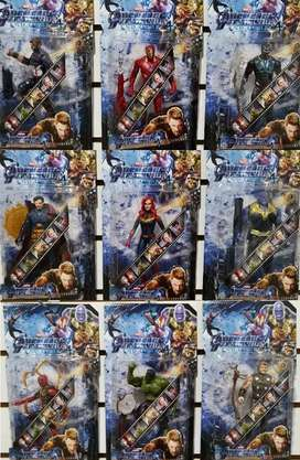 Avengers Muñecos Película