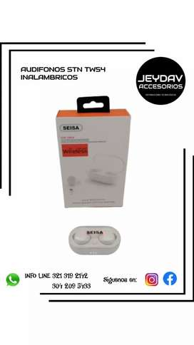 Mini audífonos inalámbrico tactiles